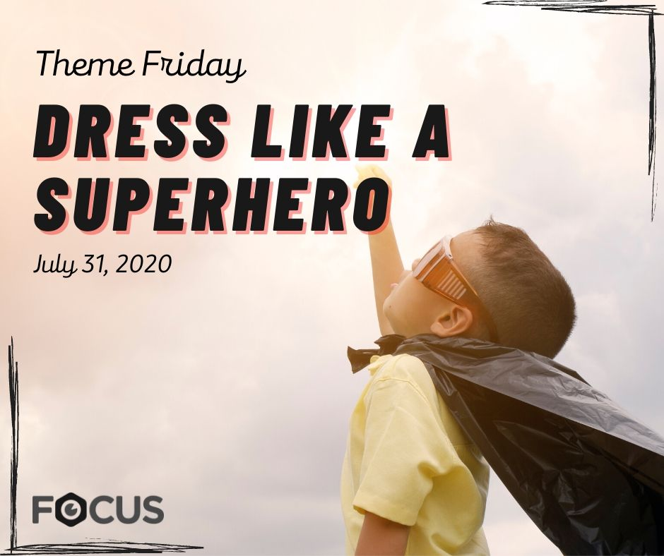 FOCUS Behavioral Theme Friday